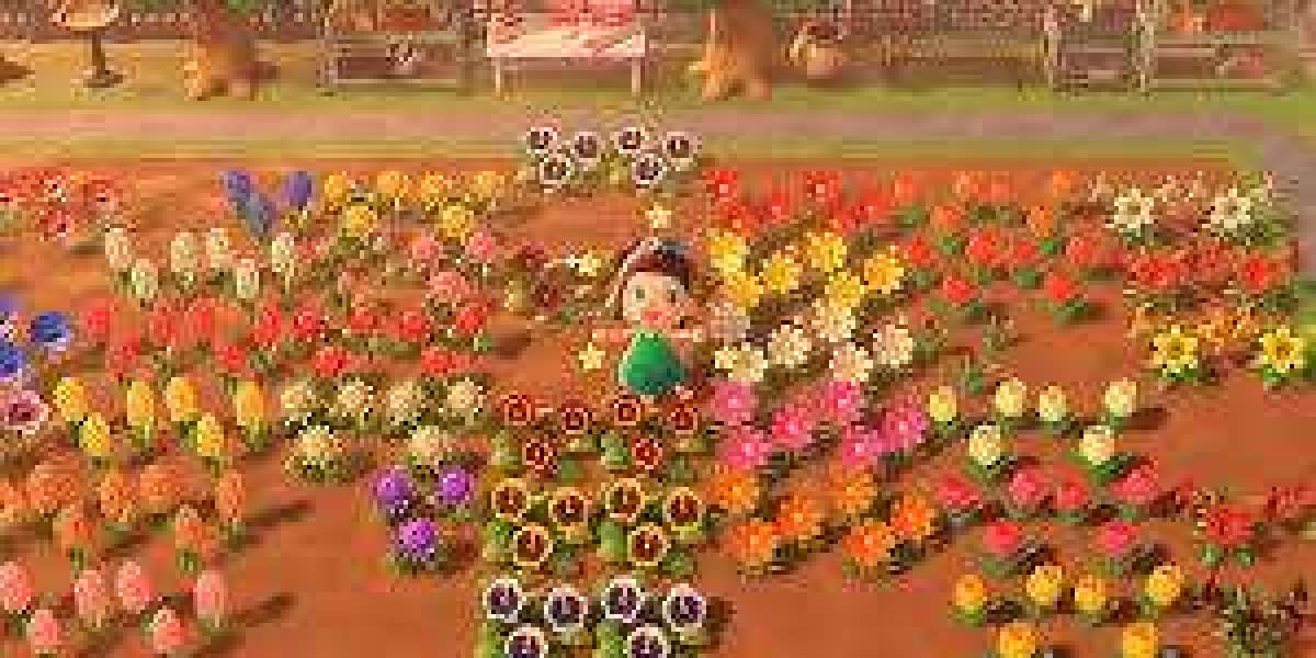 Animal Crossing: The 5 Hardest Flowers to Crossbreed