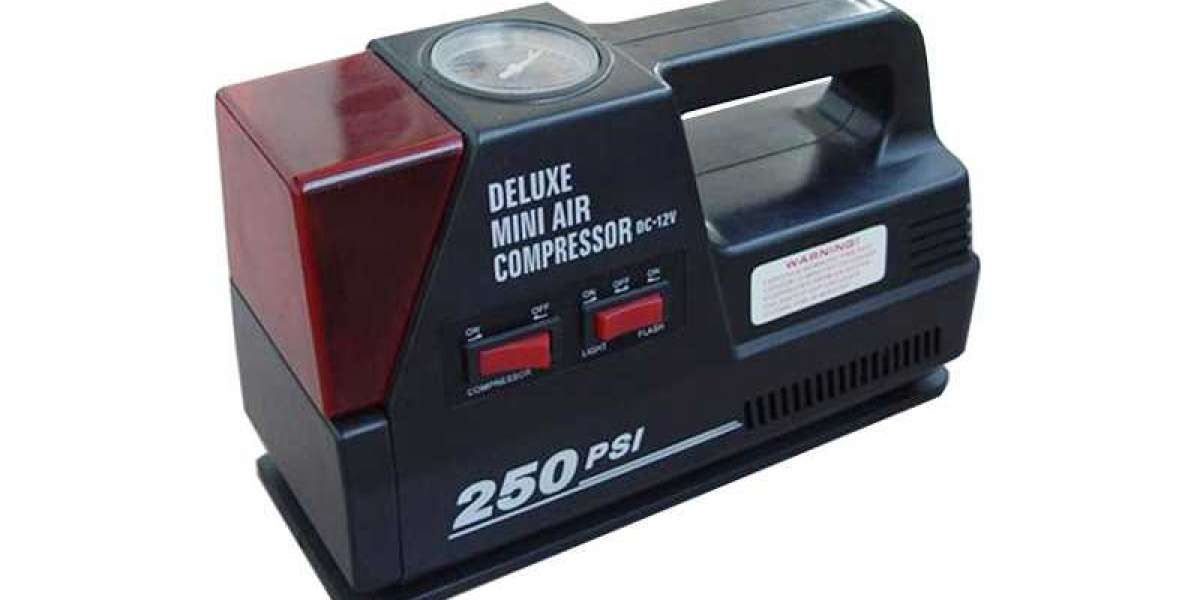 Air Compressor Manufacturers-Portable Air Compressor Operation Guide
