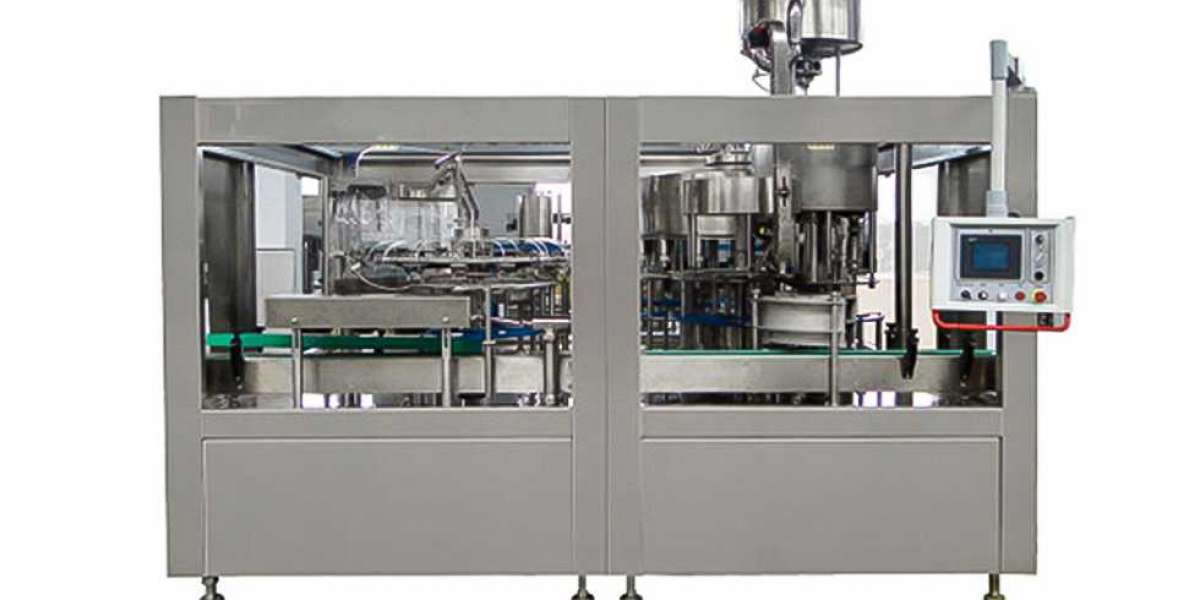 Petblowingmachine Tell You What is the Filling Sealing Machine