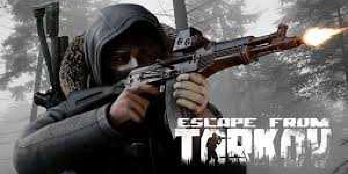 Escape from Tarkov:Woods map and extraction points