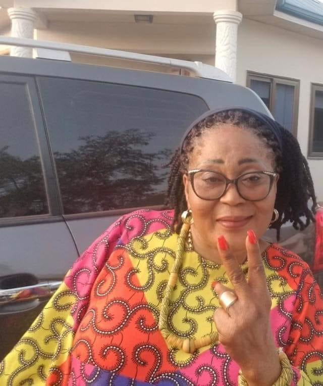 Wonders Happened As Lordina Mahama Stormed Kumasi -[WATCH VIDEO] - Broadcastghana