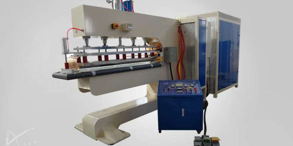 This is what you want high frequency welding machine