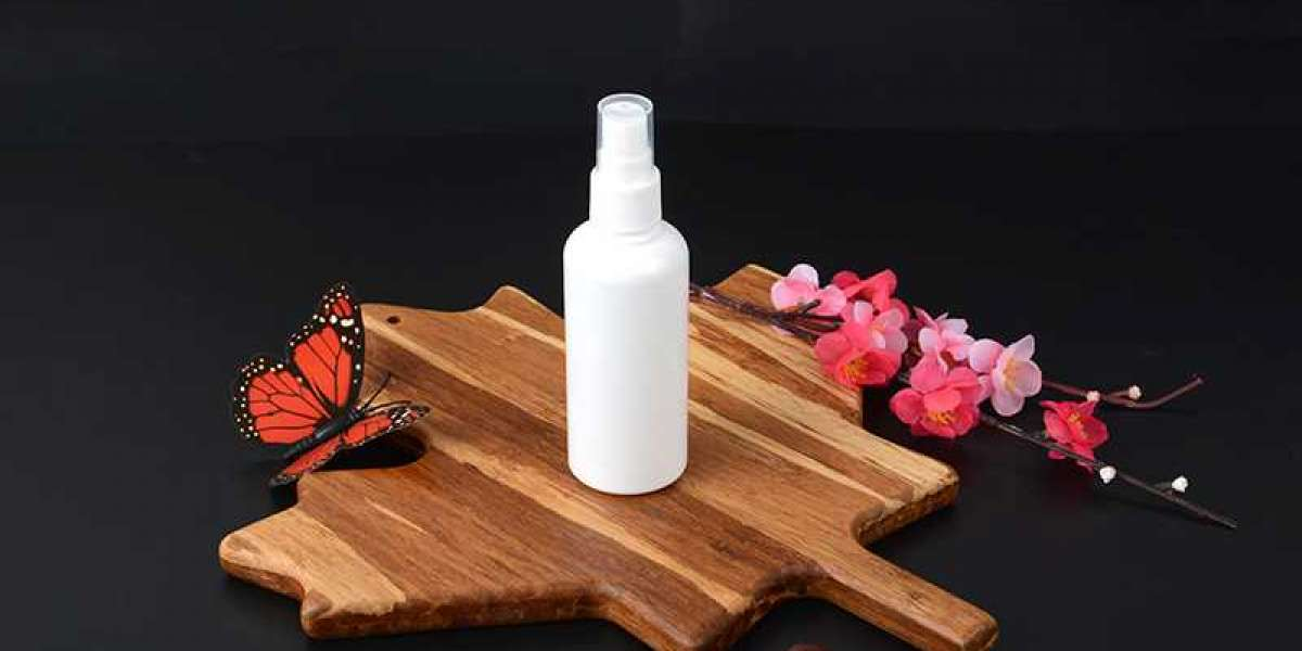 100ml Plastic Spray Bottle Is Widely Used