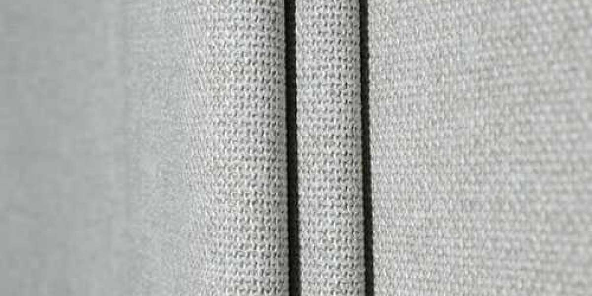 Woven Imitation Linen Fabric Neat And Delicate