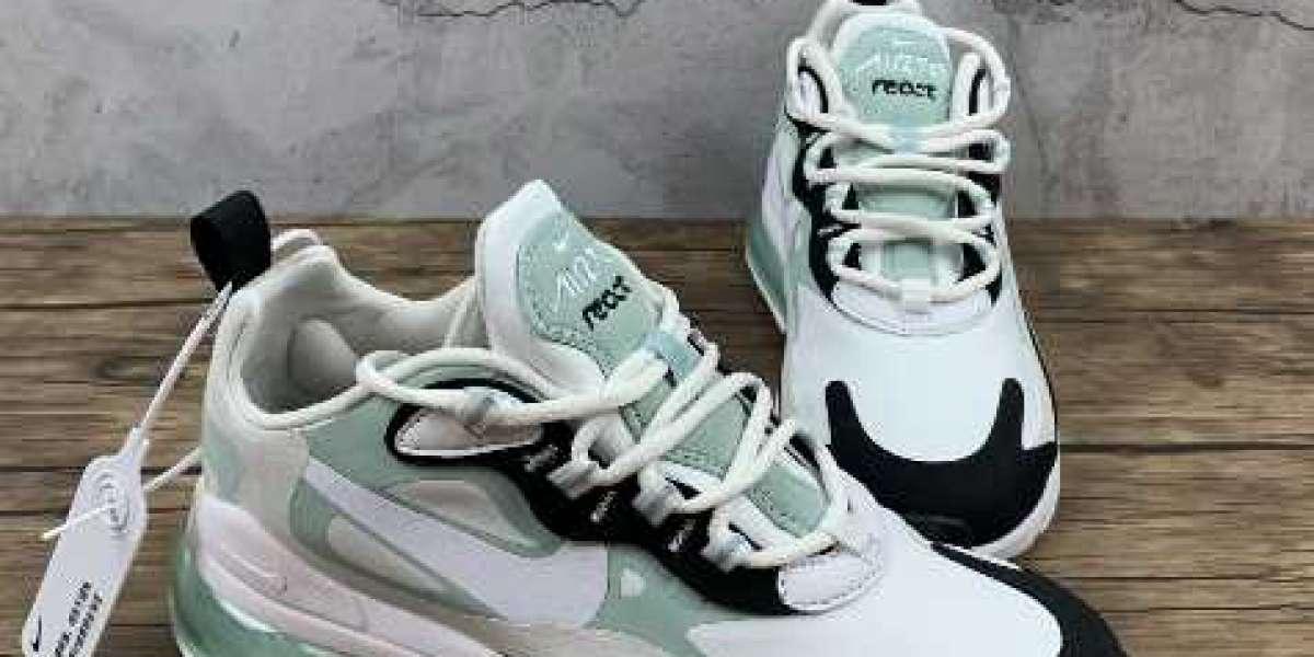 New Nike React-Type Gtx Dk Blue Orange Shoes