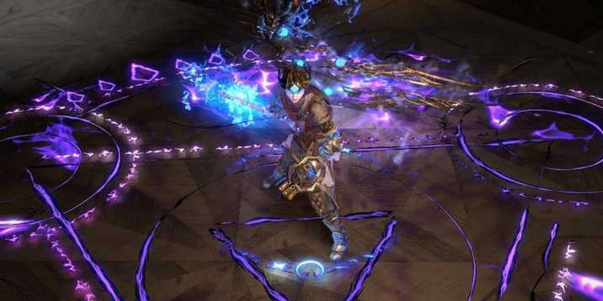 Well, I'm addicted to the path of exile again