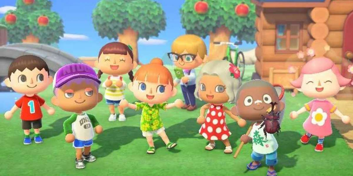 Animal Crossing wonderful shape additionally makes a number