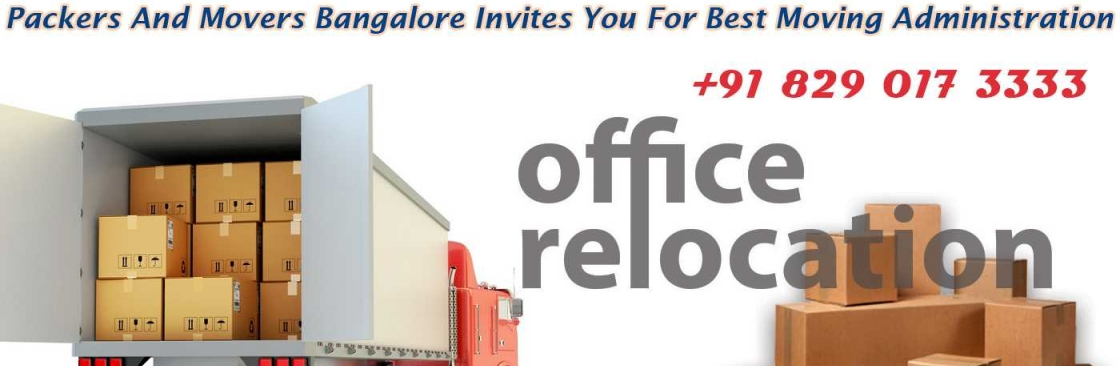 Packers and Movers Bangalore Cover Image
