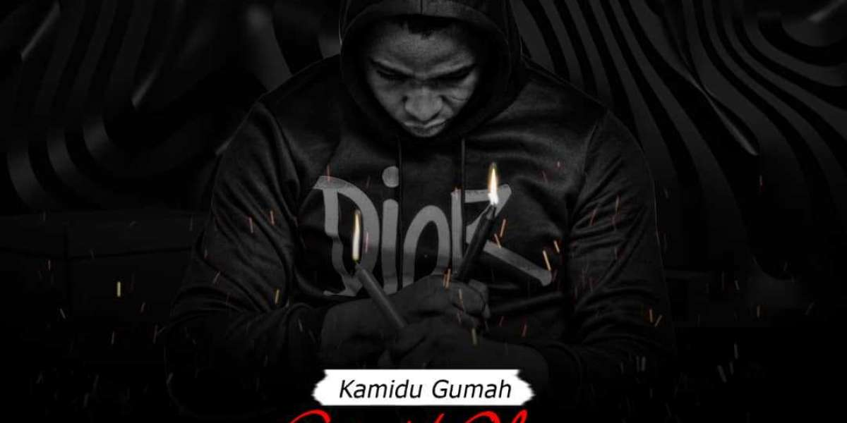 """Northern Regions Favorite Musician Kamidu Gumah Set To Release He's New Single """"World Of Darkness"""
