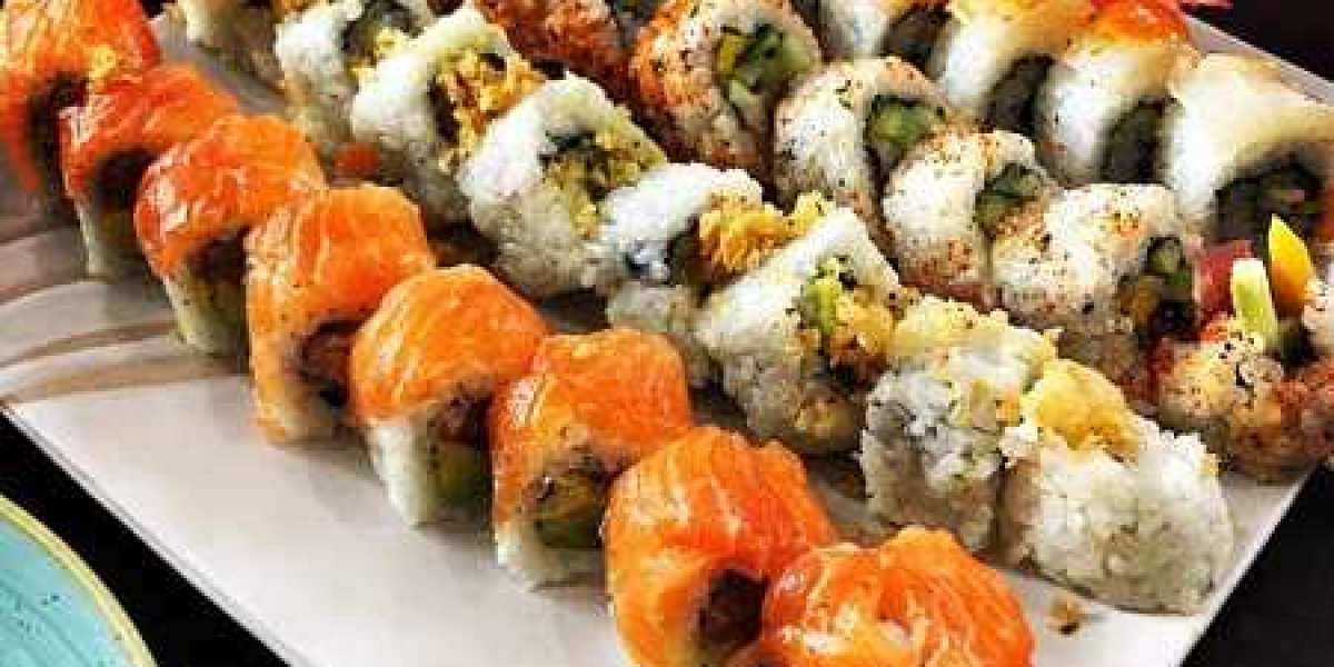 Boston sushi Catering - The Best Interesting Idea For a new Celebration Theme