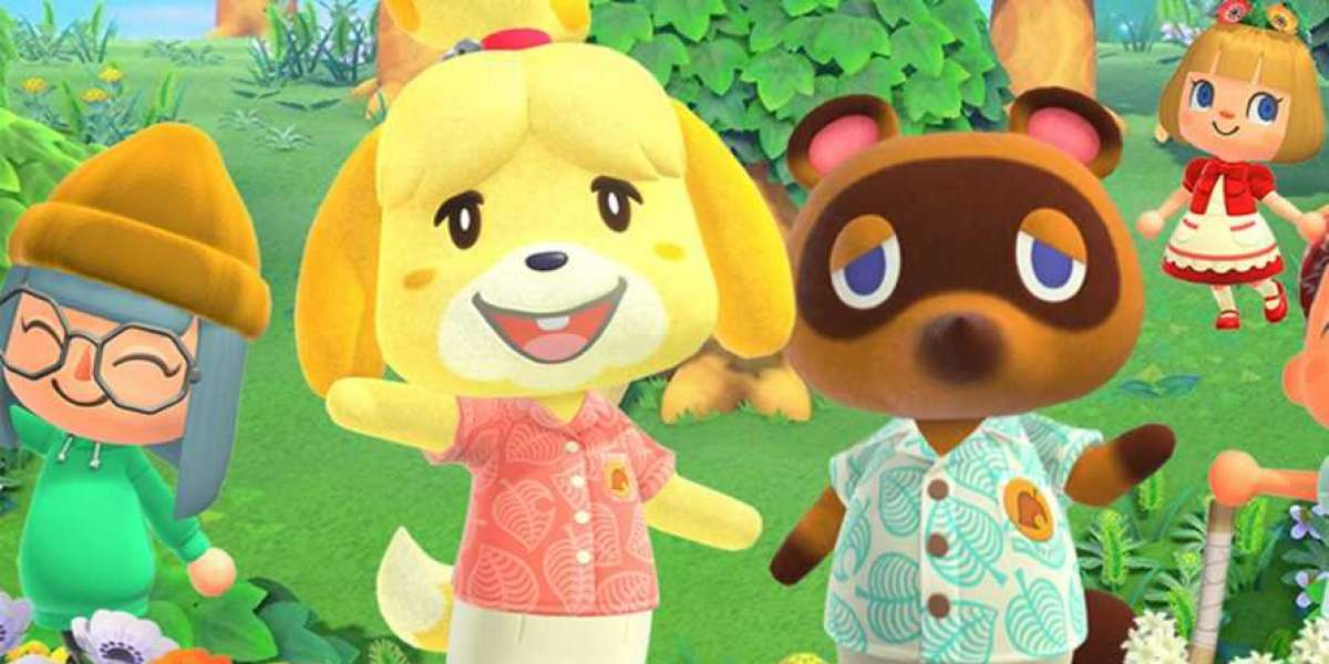 We now know what will be coming to your Animal Crossing