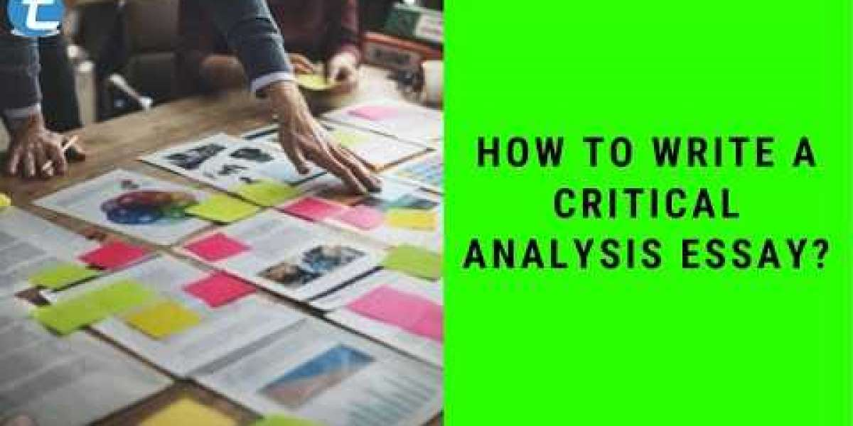 Critical Analysis Essay: Full Writing Guide with Examples