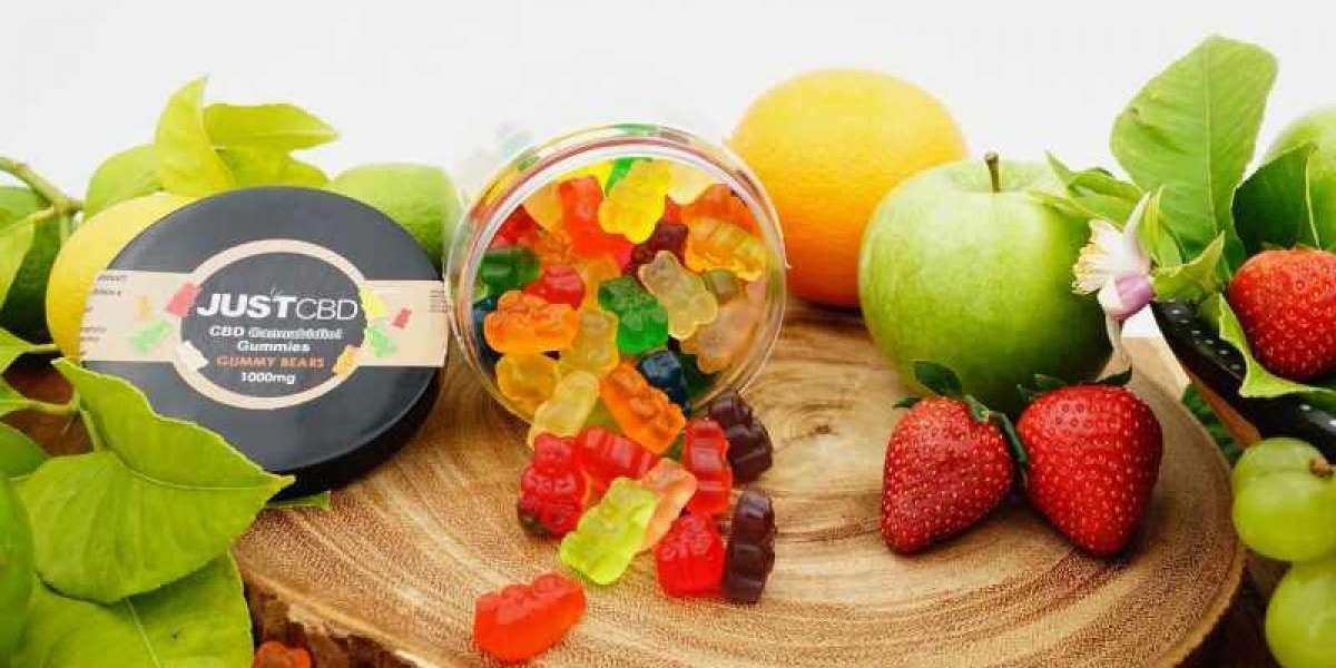 Canna Organic CBD Gummies® - Hurry-Up Limited Offer
