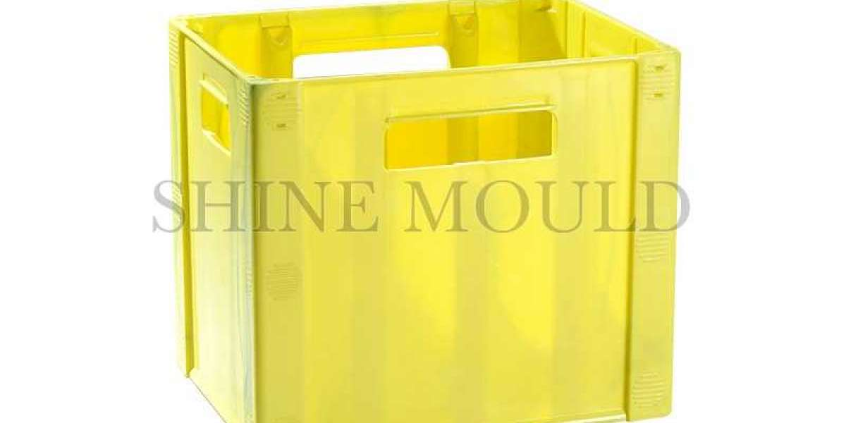 For Various Types Of Folding Crate Mould, We Provide Interchangeable Designs According To Their Characteristics