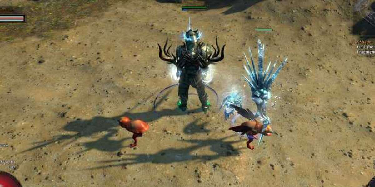 Flasks in Path of Exile