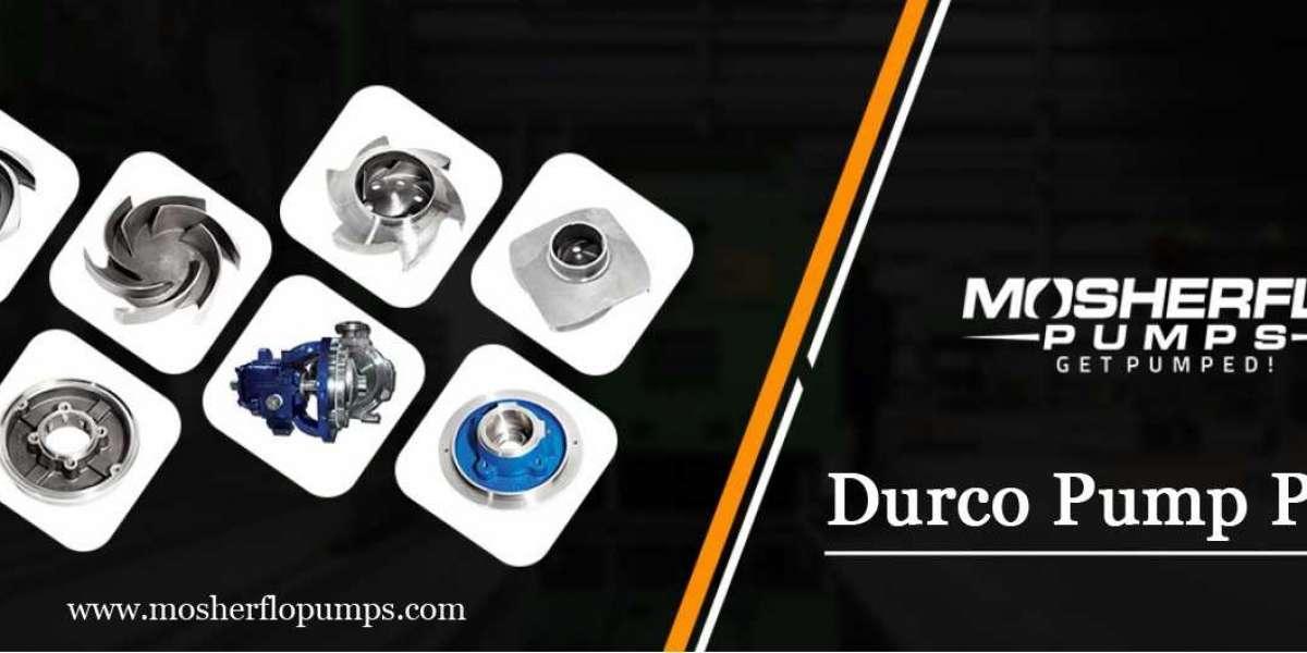 Replacement Durco Pump Parts