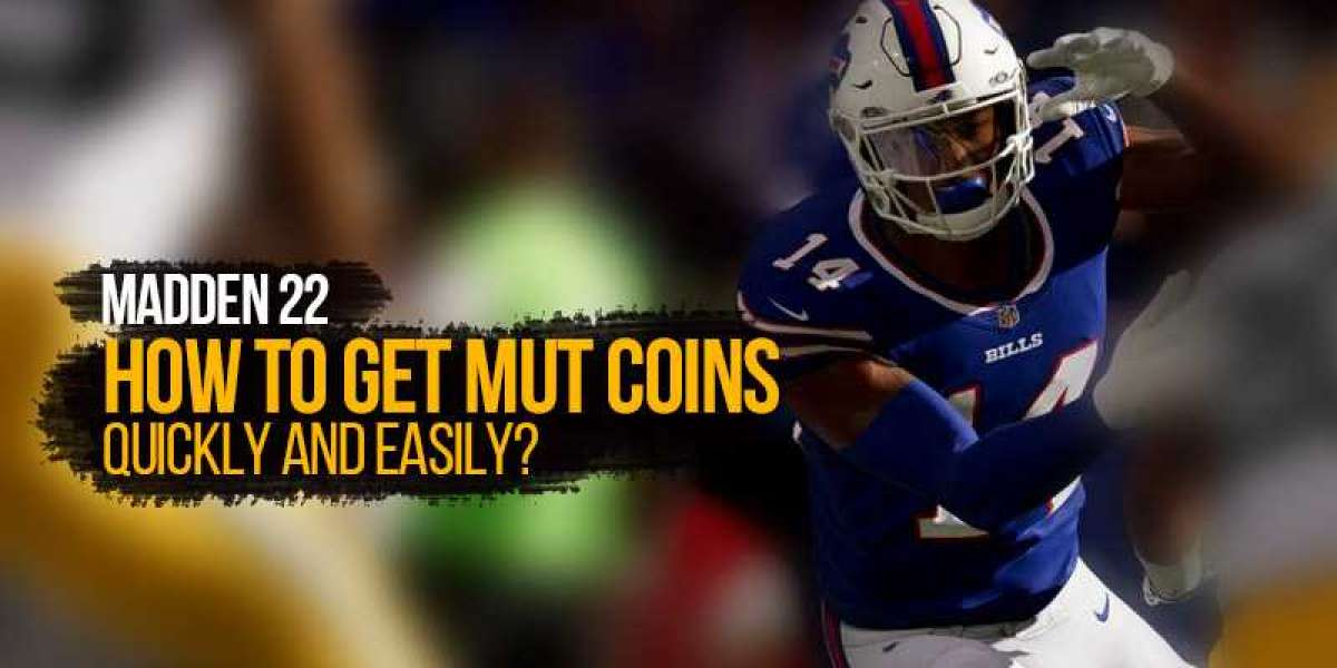 Madden 22: How to get MUT coins quickly and easily?