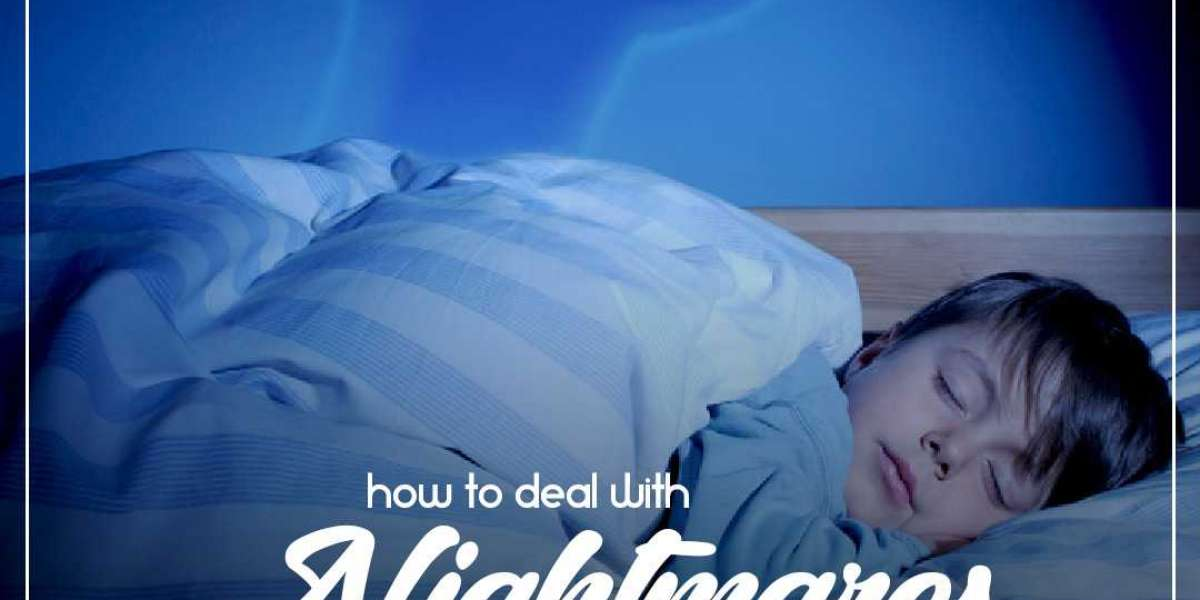 How to Deal With Nightmares in Children?